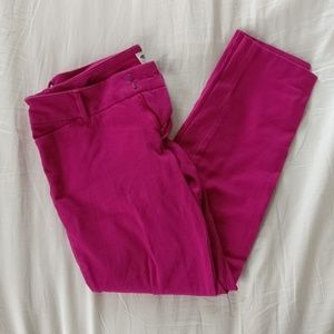 Pink Old Navy Pixie Pants